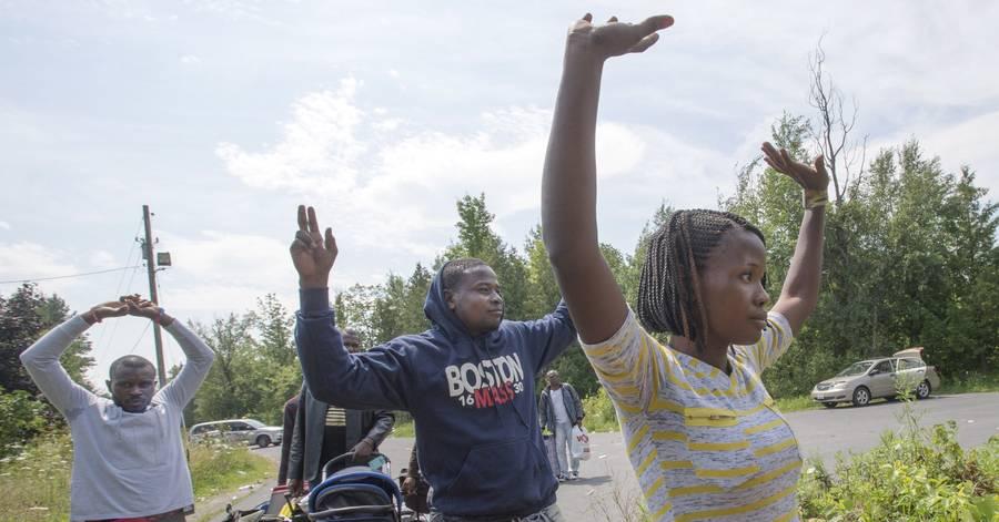 Canada không tiếp nhận di dân bị chính phủ Hoa Kỳ trục xuất