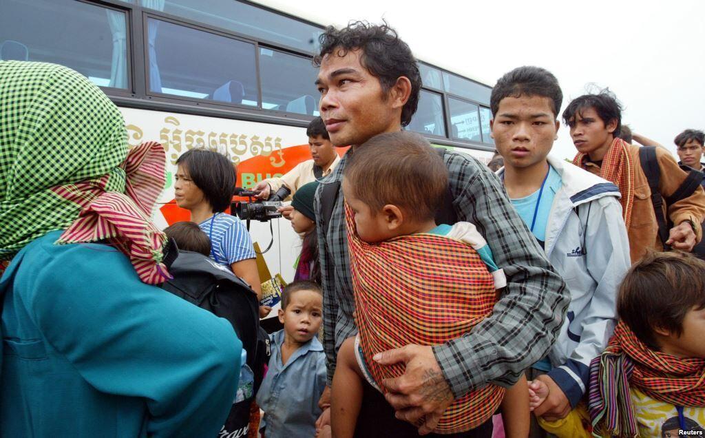 Cambodia sẽ trục xuất 29 trong 36 người Thượng còn lại