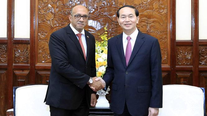 Lại có tin chủ tịch Quang đi Nhật chữa bệnh