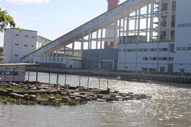 Nhà máy giấy Lee & Man lại gây ô nhiễm không khí