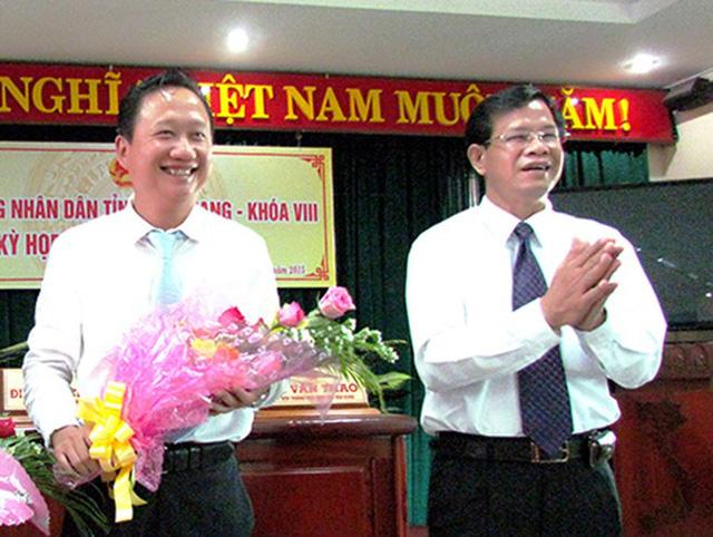 Trịnh Xuân Thanh từng được chính phủ Nguyễn Tấn Dũng miễn truy cứu trách nhiệm trong vụ PVC