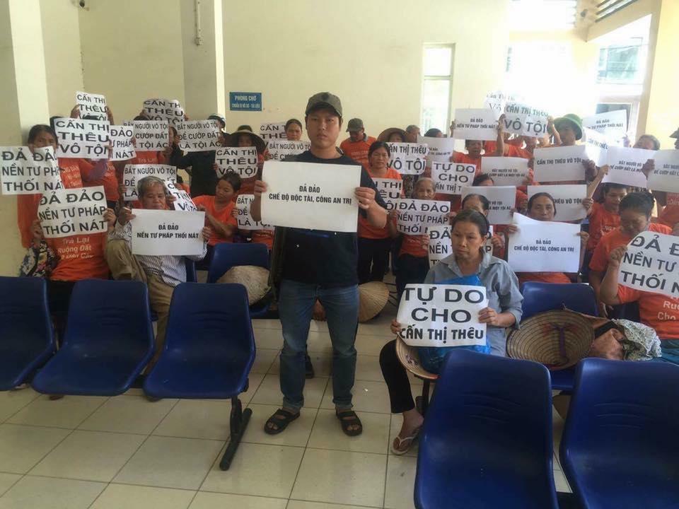 Dân oan Dương Nội sẽ kiện nhà cầm quyền CSVN ra tòa án hình sự quốc tế
