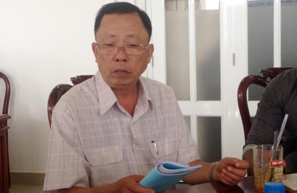 Bí thư Hậu Giang, người từng tiếp nhận Trịnh Xuân Thanh, xin nghỉ hưu sớm