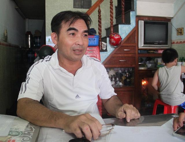 Sau gần 30 năm, một cựu binh đảo Gạc Ma mới được hưởng trợ cấp thương binh