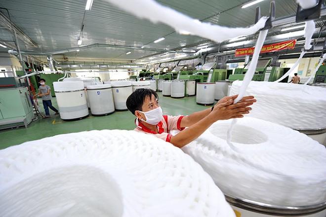 Hoa Kỳ tiêu thụ nửa sản lượng xuất cảng dệt may của Việt Nam