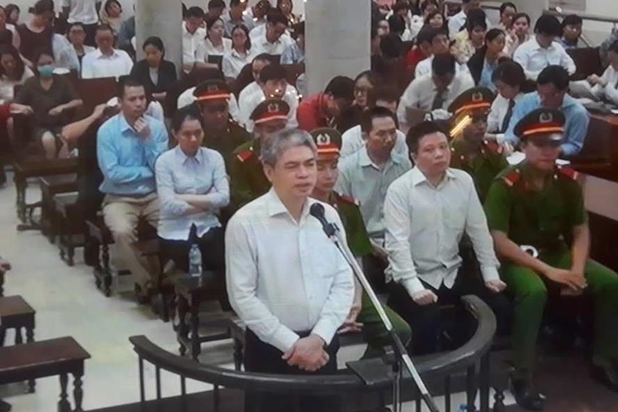 Nguyễn Xuân Sơn lãnh án tử hình, Hà Văn Thắm chung thân trong 'đại án Oceanbank'