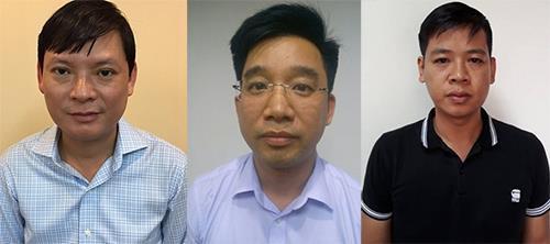 Thêm quan chức PVC bị bắt