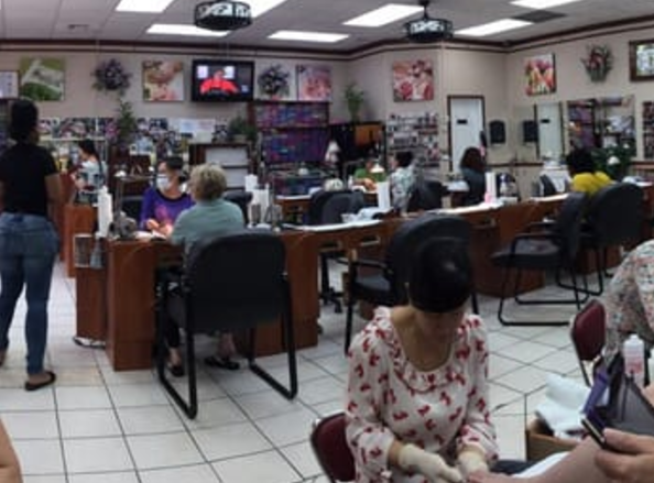 Louisiana chỉ trả 4 chủ tiệm nail Việt 100,000 Mỹ kim giàn xếp vụ kiện sách nhiễu