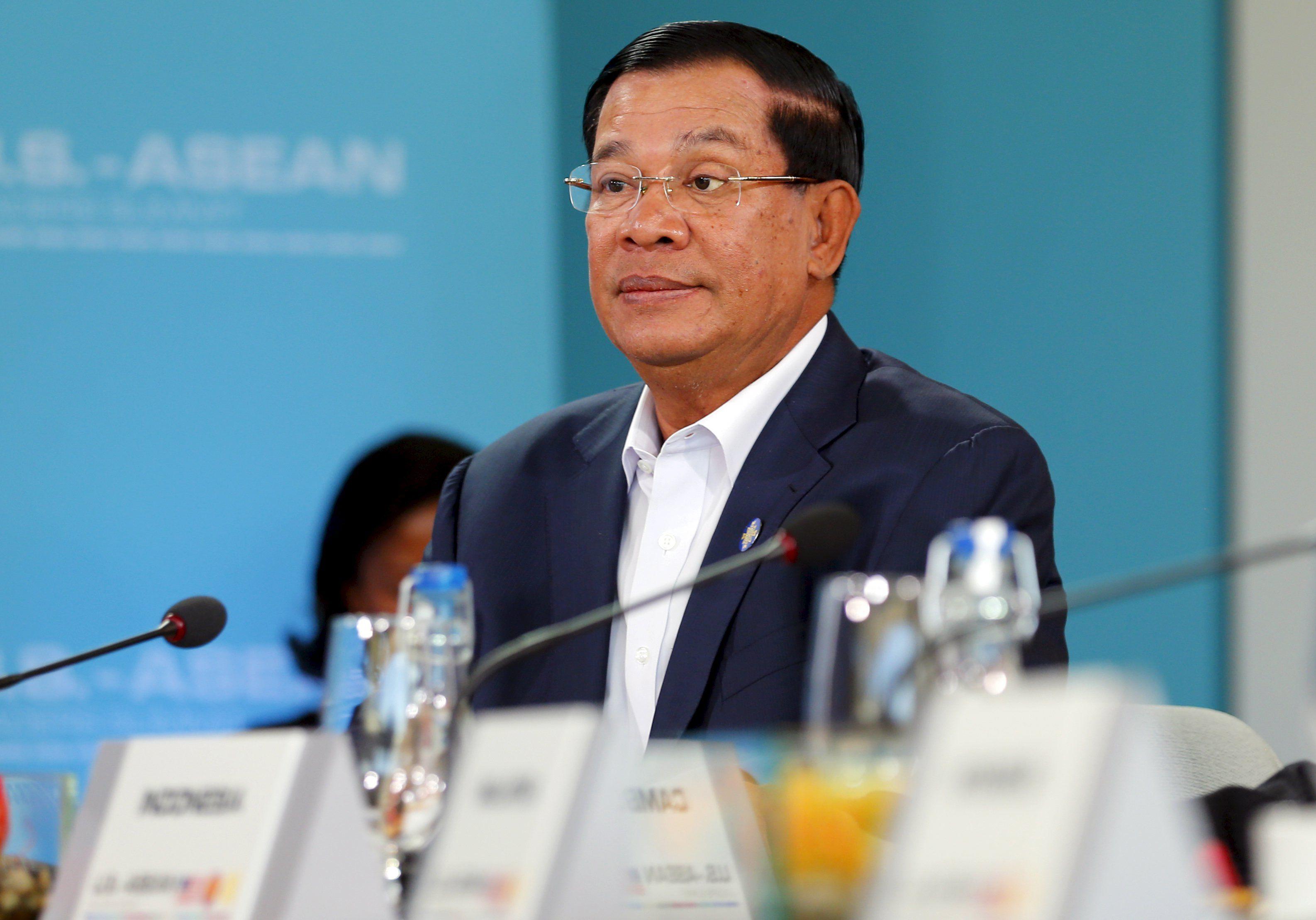 Thủ tướng Cambodia tuyên bố sẽ tiếp tục cai trị thêm 10 năm nữa