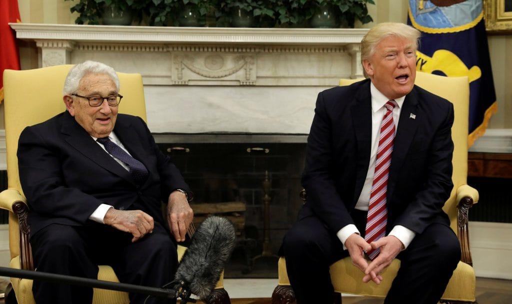Cựu ngoại trưởng Kissinger khuyên Hoa Kỳ nên tăng cường hợp tác với Trung Cộng