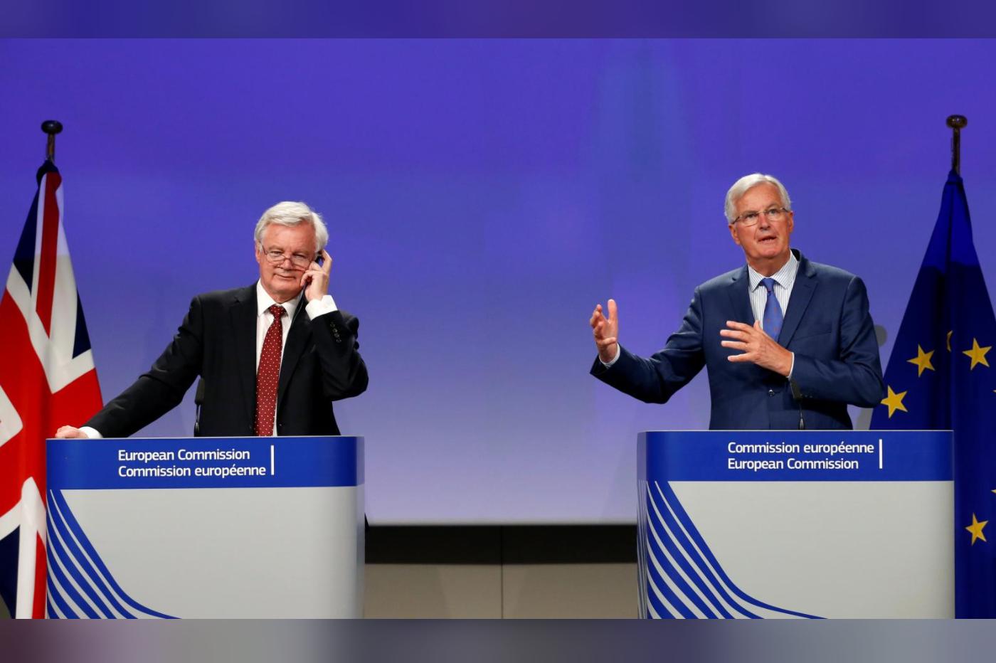 Anh tố giác bị Liên Âu tống tiền trong tiến trình rút khỏi Liên Âu