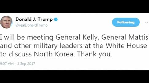 Hoa Kỳ xem xét việc cắt đứt giao thương với bất cứ nước nào làm ăn với Bắc Hàn