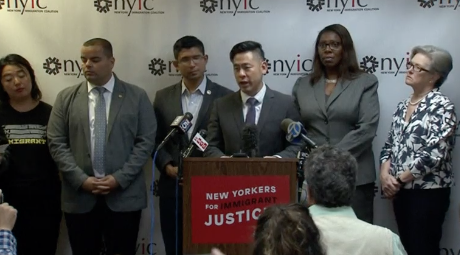 New York giận dữ trước quyết định xoá bỏ DACA của Tổng Thống Donald Trump