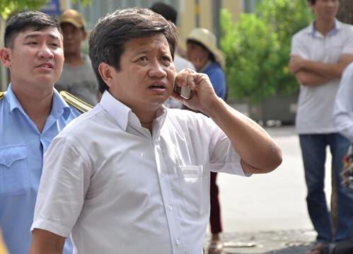 Phó chủ tịch quận chuyên dẹp vỉa hè Sài Gòn bị doạ giết