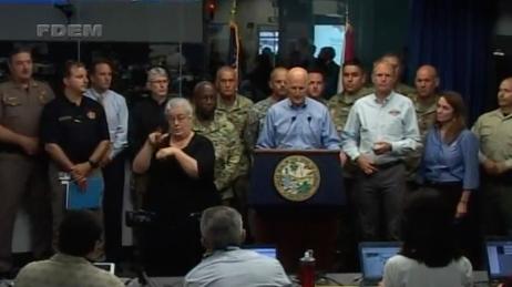Cư dân Florida chuẩn bị đón bão Irma