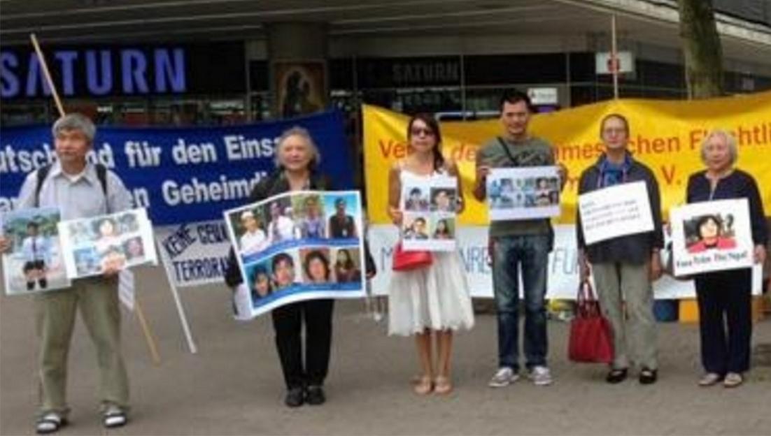 Diễn Đàn Việt Nam 21 gửi thư cho Ngoại Trưởng Đức về vụ bắt cóc Trịnh Xuân Thanh