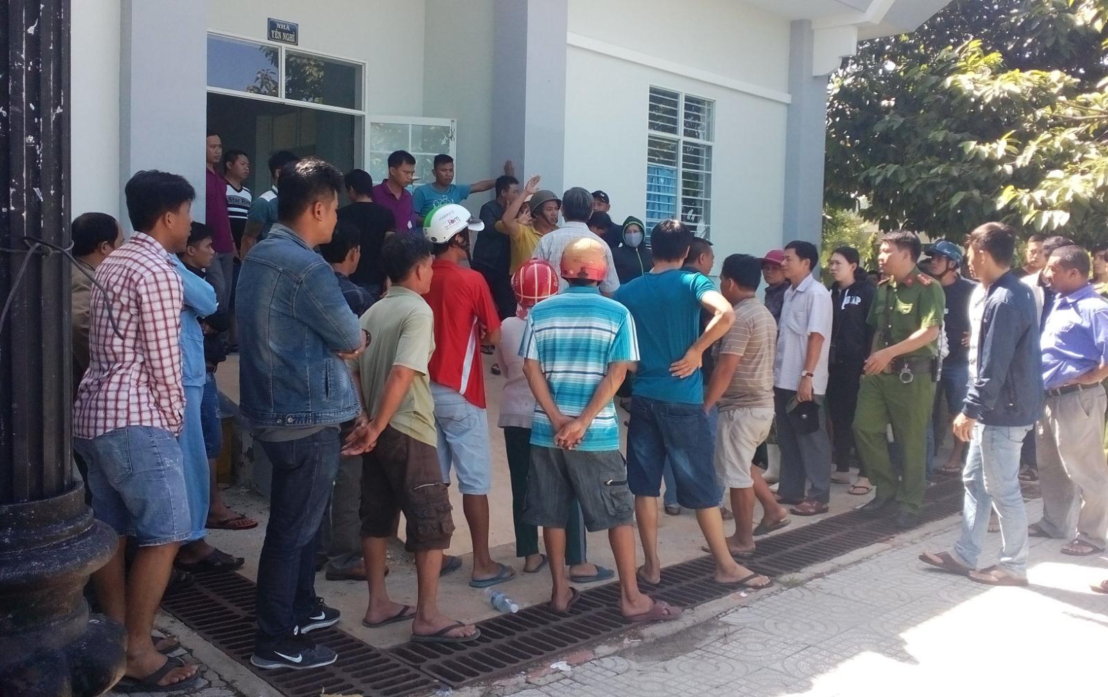 Thêm người chết trong nhà tạm giam công an Phan Rang-Tháp Chàm