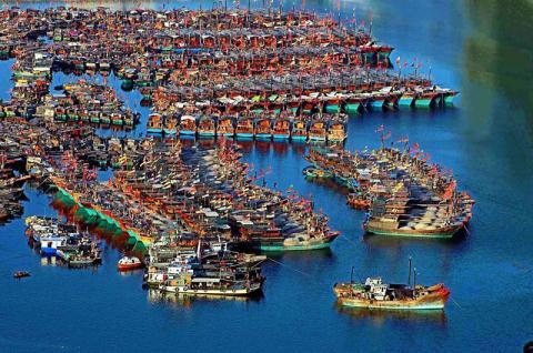 18,000 tàu đánh cá Trung Cộng chuẩn bị tràn ngập Biển Đông