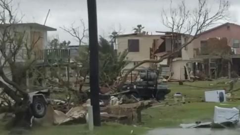 Cộng đồng gốc Việt Houston bị thiệt hại vì cơn bão Harvey