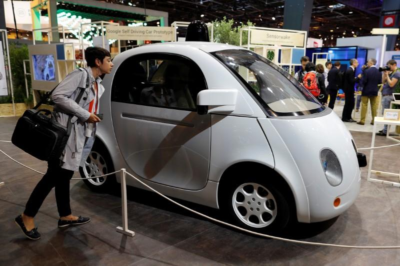 Hoa Kỳ ngăn các hãng Trung Cộng mua cổ phần trong hãng công nghệ xe tự lái