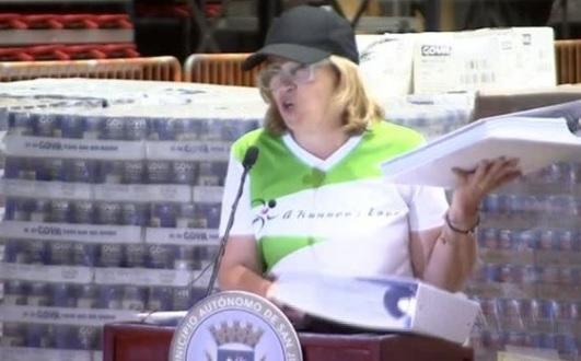Thị trưởng thủ phủ San Juan – Puerto Rico giận dữ vì Mỹ cứu trợ quá chậm trễ