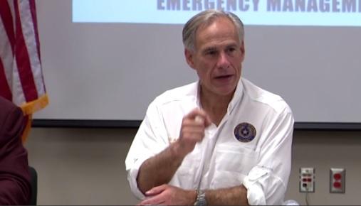 Thống đốc Texas công bố ủy ban tái thiết Texas