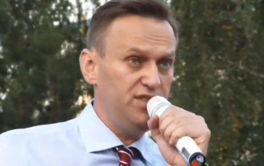Hàng trăm người tụ họp ở Yekaterinburg đón mừng lãnh tụ đối lập Nga Navalny