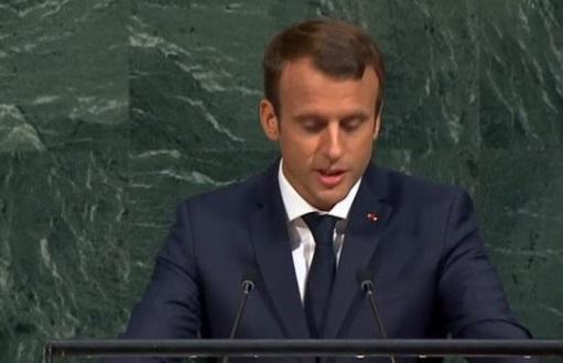 Tổng thống Macron kêu gọi tổng thống Trump tôn trọng thoả ước nguyên tử đã ký kết với Iran