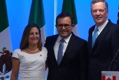 Đàm phán NAFTA đạt một số tiến triển