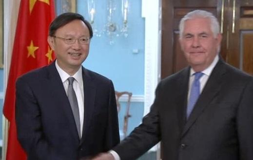 Hoa Kỳ doạ cấm vận Trung Cộng vì không tích cực cô lập Bắc Hàn