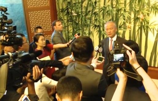 Trung Cộng phản đối trang bị vũ khí hạt nhân cho Nam Hàn và Nhật Bản
