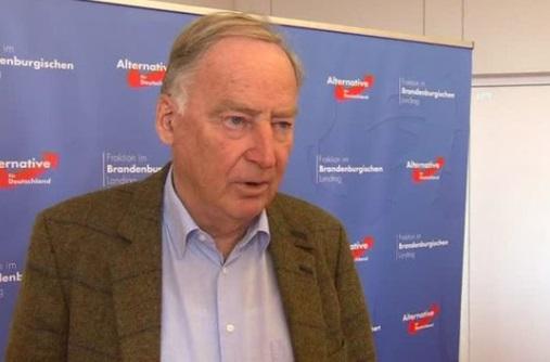 Thêm nhiều người Đức ủng hộ đảng có lập trường chống di dân