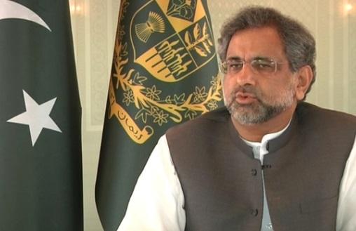 Thủ Tướng Abbasi cảnh cáo tác dụng ngược của lệnh cấm vận Hoa Kỳ đối với Pakistan