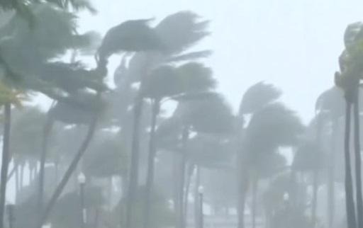 Cập nhật tin liên quan đến bão Irma