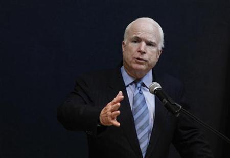 TNS McCain tuyên bố không ủng hộ dự luật Graham – Cassidy có thể khiến 21 triệu người mất bảo hiểm y tế
