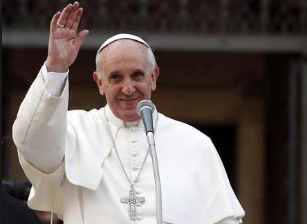 Đức Giáo Hoàng Francis được đề cử giải Nobel Hoà Bình