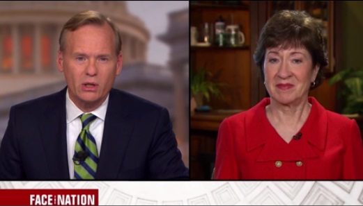 Thượng nghị sĩ Susan Collins ngần ngại ủng hộ dự luật y tế mới