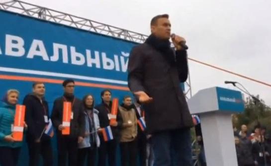 Cảnh sát bắt lãnh tụ đối lập Nga để chặn đứng các cuộc biểu tình chống Putin