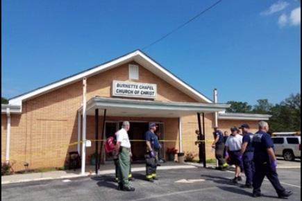 Nổ súng tại nhà thờ ở Nashville, 1 chết, 6 bị thương
