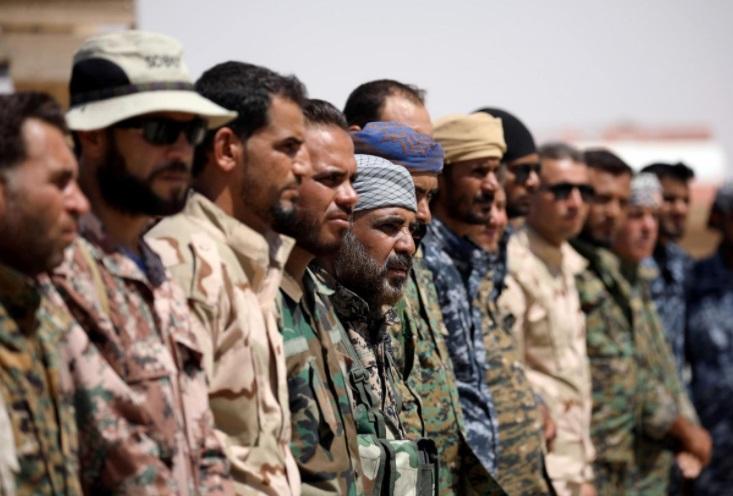 Chiến đấu cơ Nga oanh kích quân nổi dậy được Hoa Kỳ yểm trợ tại miền Đông Syria