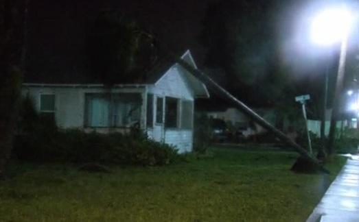 Bão Irma tiếp tục tấn công vào miền Trung Florida