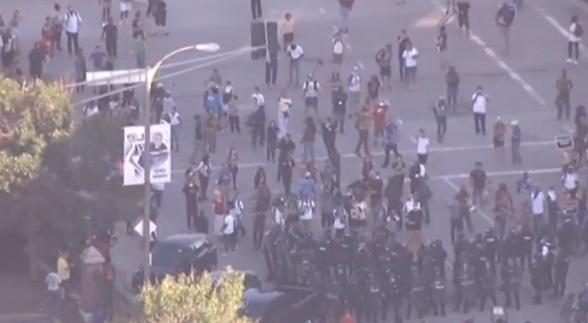 Biểu tình ở Saint Louis sau khi cảnh sát bắn chết người Mỹ gốc Phi được tha bổng