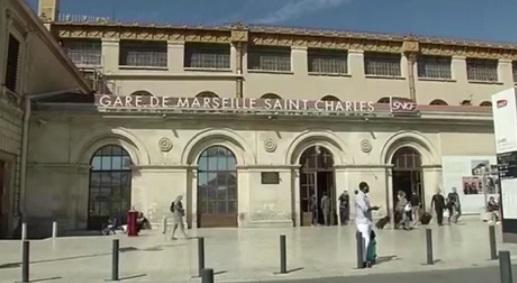 4 sinh viên Mỹ bị tấn công bằng acid ở nhà ga Marseille nước Pháp