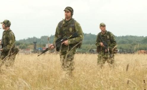 Thụy Điển tổ chức cuộc tập trận lớn nhất cùng NATO trong vòng 20 năm qua