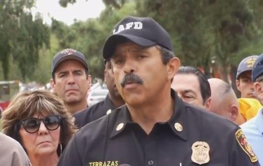 Los Angeles dập tắt được vụ cháy rừng lớn nhất lịch sử thành phố