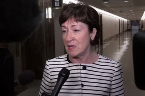 Dự luật Graham-Cassidy không còn hy vọng sau khi thượng nghị sĩ Susan Collins phản đối