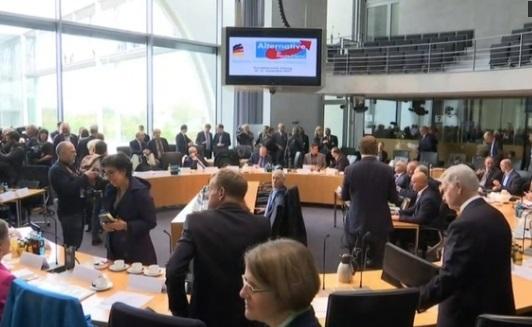 Đồng lãnh tụ đảng chống di dân AfD tuyên bố ly khai, làm nghị sĩ độc lập tại quốc hội Đức