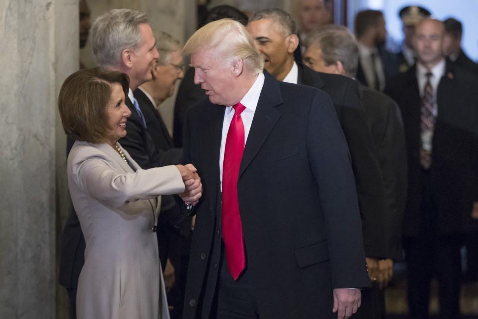 Tổng thống Trump bác bỏ đạt được thỏa thuận với Nancy Pelosi, Chuck Schumer để bảo vệ DACA