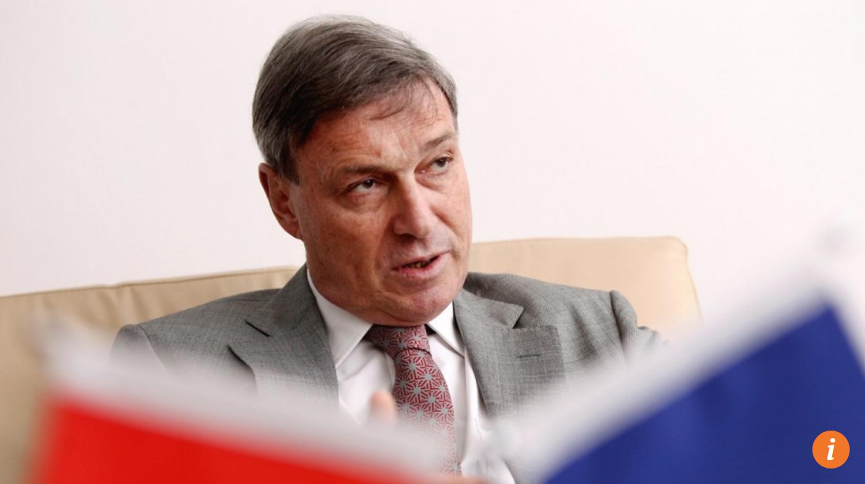 Đại sứ Liên Âu kêu gọi Trung Cộng nên thật sự mở cửa thị trường thay vì hứa suông
