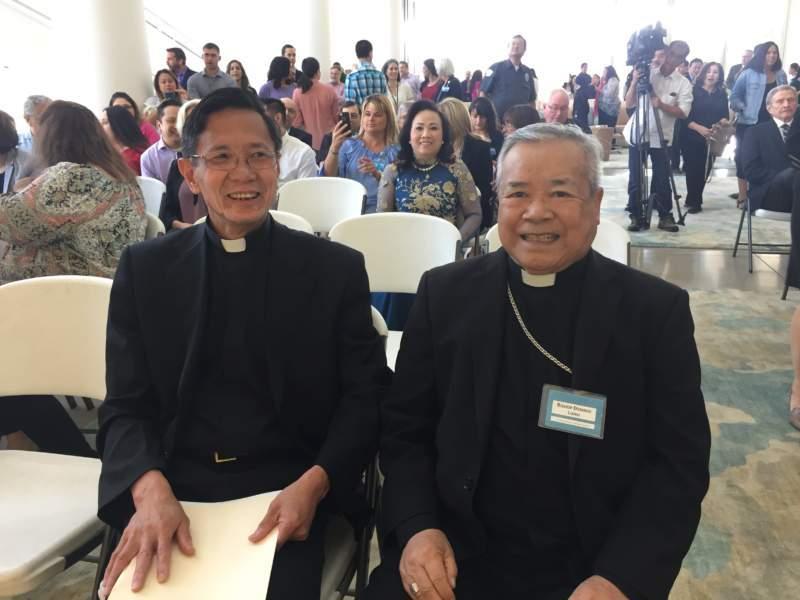 Đức Giáo Hoàng bổ nhiệm Linh Mục Nguyễn Thành Thái làm giám mục phụ tá Giáo Phận Orange